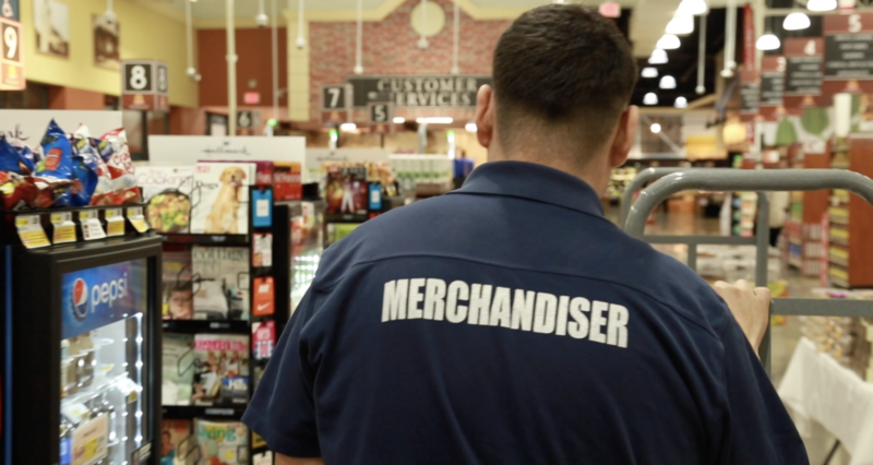 Merchandiser recruitment video